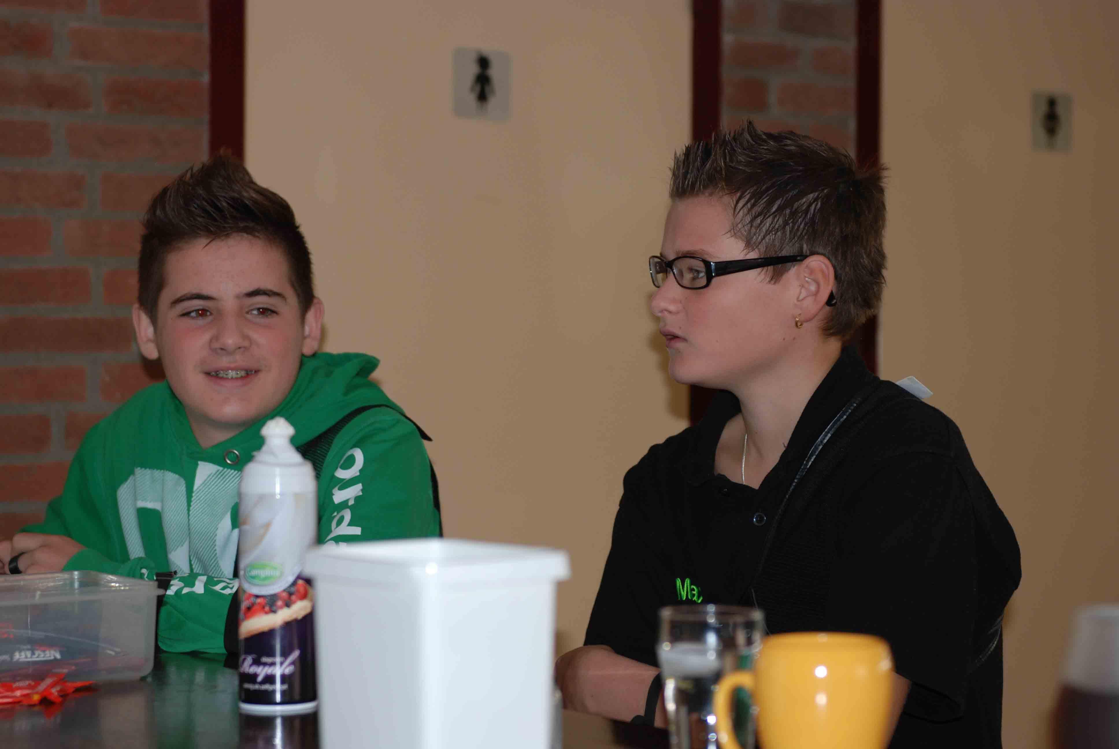 Stef en Max